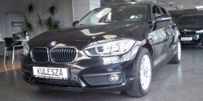 BMW serii 1 F20 118i