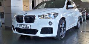 BMW F48 2,0dX