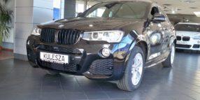 BMW X4 F26 20dX