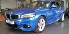 BMW 320dX Gran Turismo F34