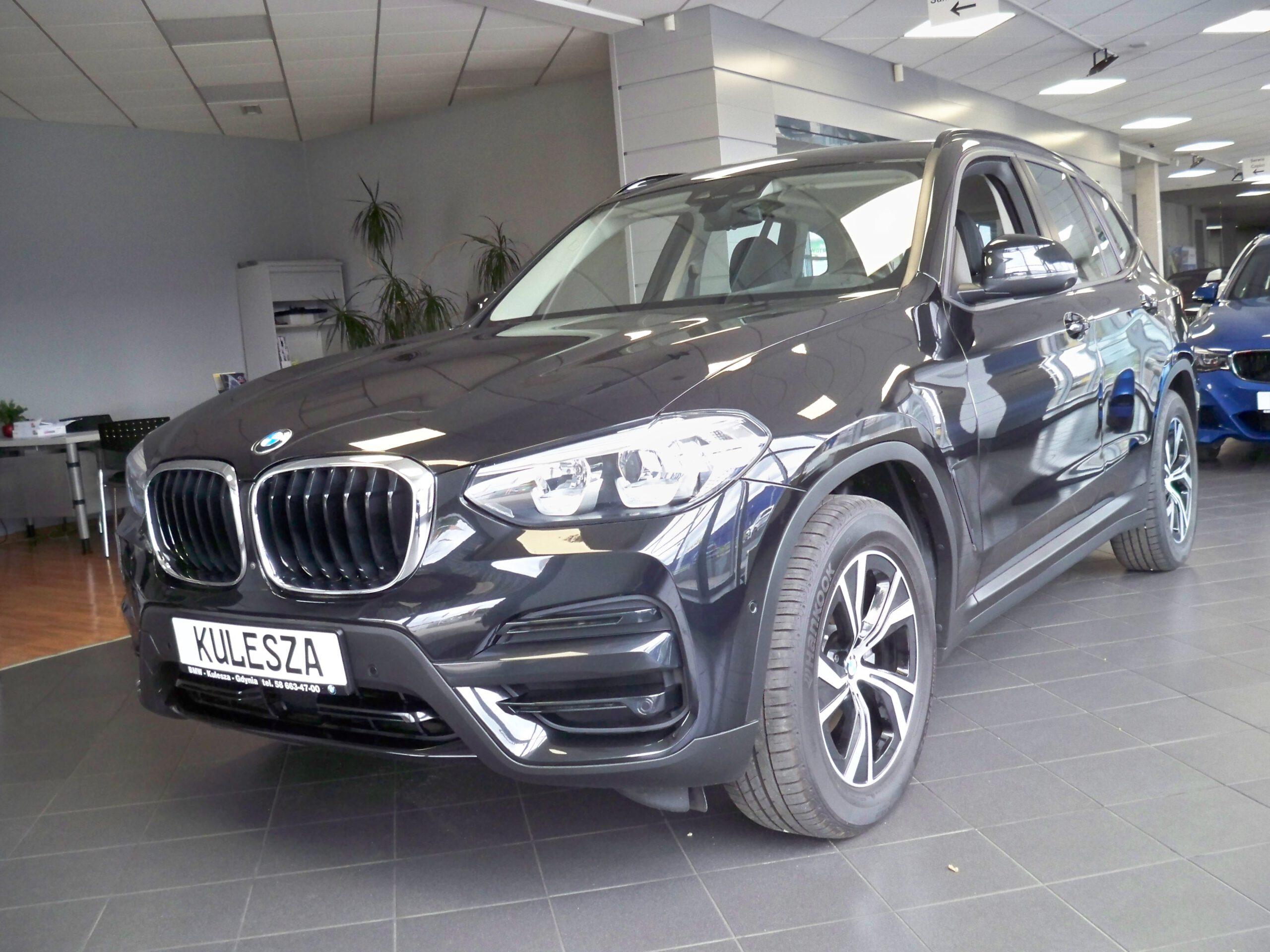 BMW X3 xDrive20d G01