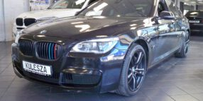 BMW 750i xDrive F01