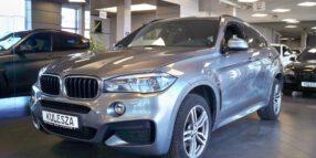 BMW X6 xDrive30d F16